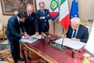 foto: apa/afp/italian presidency
