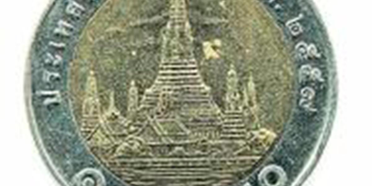 Warum Die Thailändische Zehn Baht Münze Für ärger Sorgt Geld