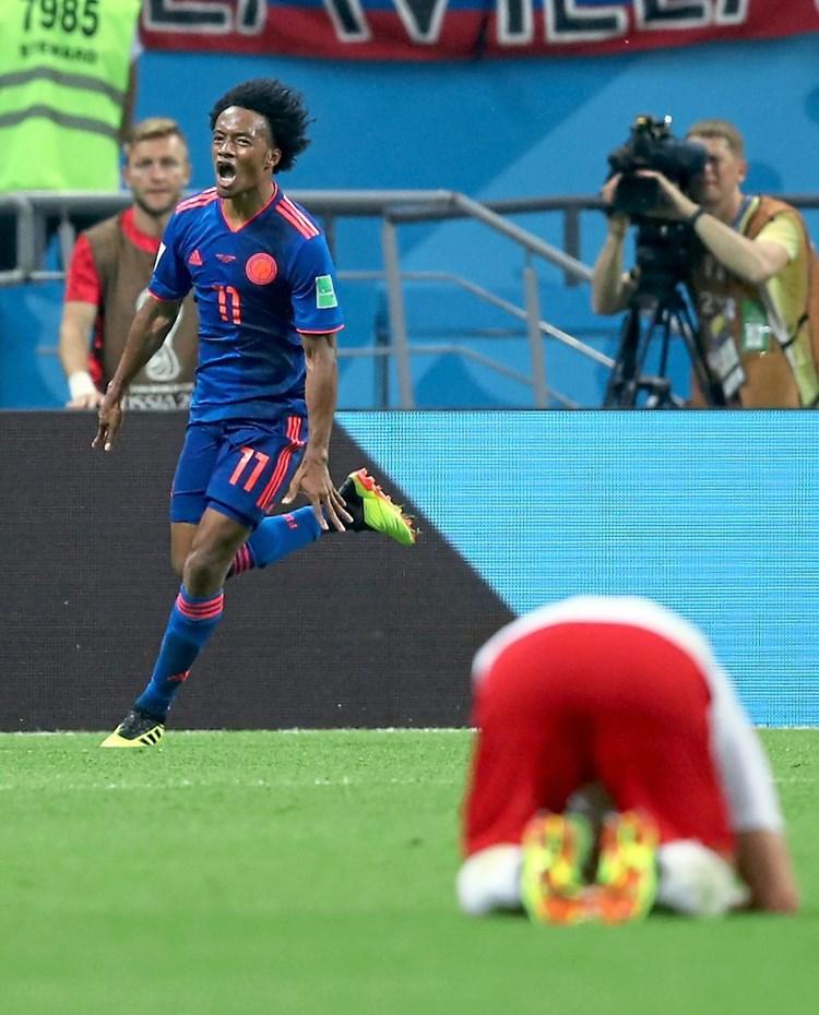 Kolumbien Gegen Polen
