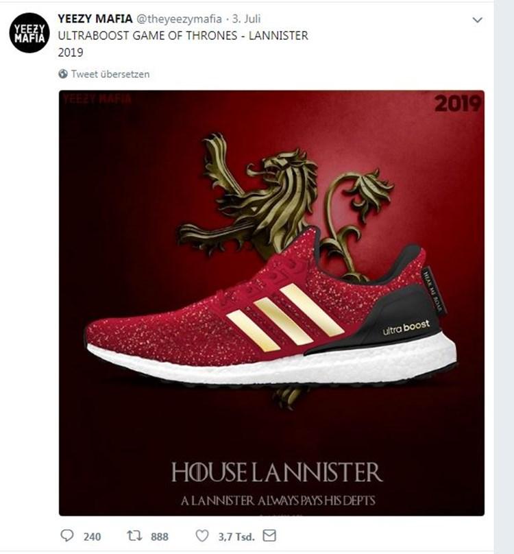 Adidas bringt Sneakers der großen