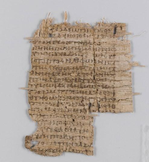Rätsel um antiken Spiegelschrift-Papyrus gelöst