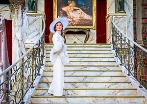 Gräfin Mariza In Mörbisch Feuerwerk Der Ratlosigkeit Musical