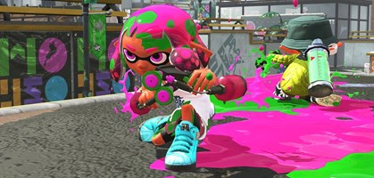 foto: splatoon 2