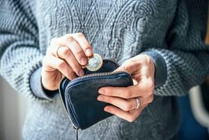 wie viel geld für kleider im monat