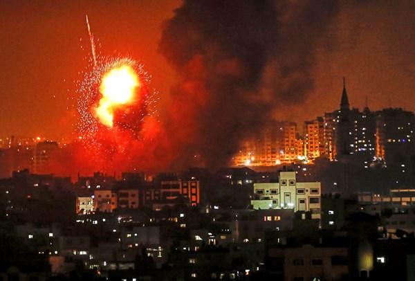 Gaza airstrike