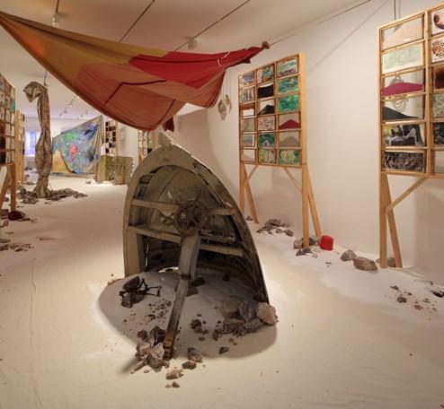 Anna Boghiguian: Kunst als Salz in den Wunden globaler Ausbeutung ...