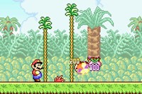 foto:  super mario advance