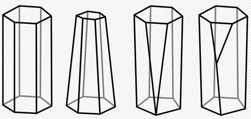 Forscher finden neue geometrische Form: das Scutoid