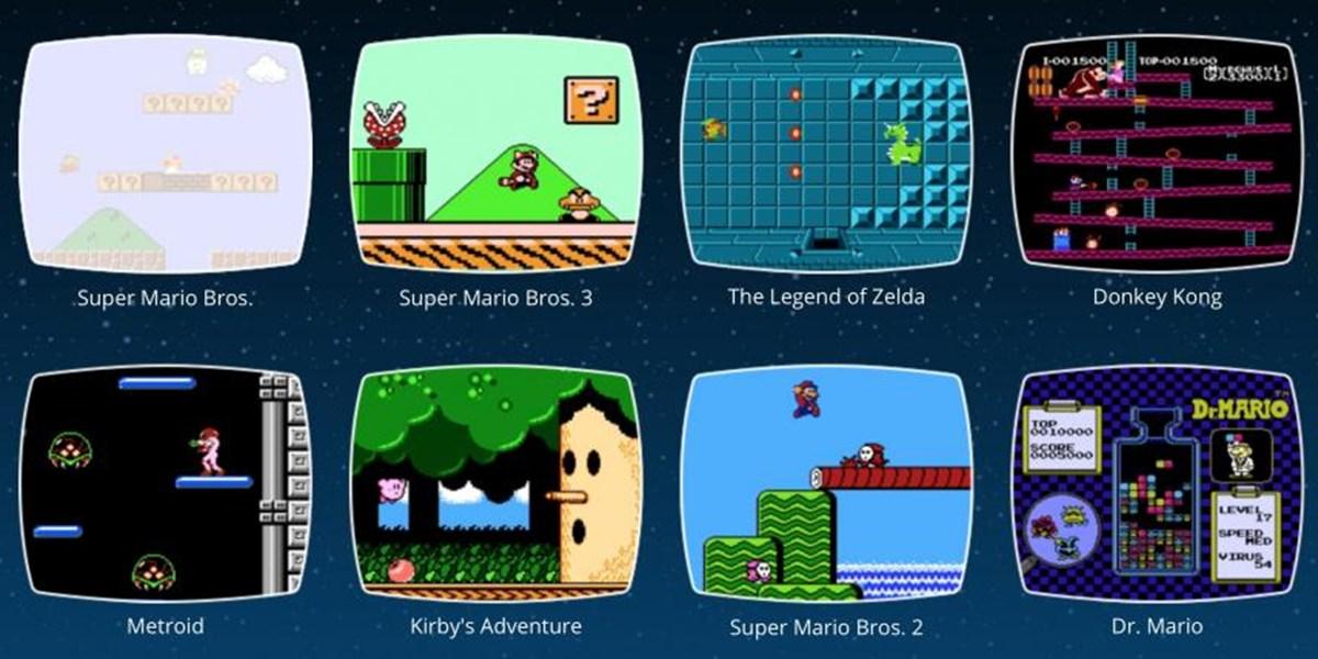 Standard Spiele