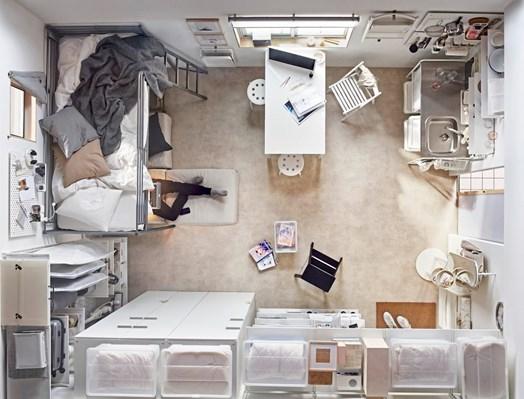Wohnen Alle Jahre Wieder Wie Der Ikea Katalog Gemacht Wird
