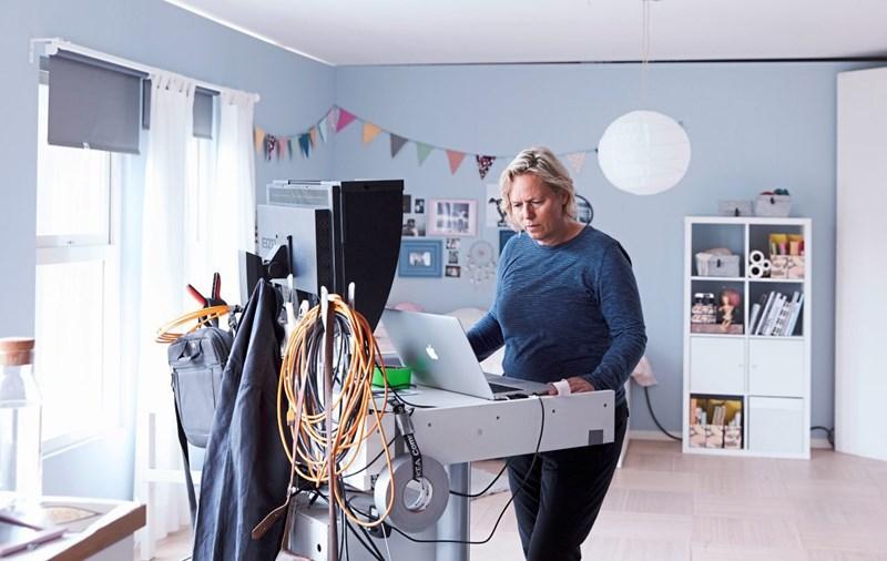 e089d319bf 320 Menschen aus 31 Ländern arbeiten im Kommunikationszentrum von Ikea am  Katalog, an Broschüren, der Website et cetera. Foto: Ikea