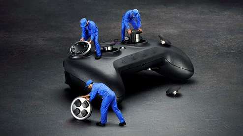 razer bringt 200 euro teuren modularen ps4 controller. Black Bedroom Furniture Sets. Home Design Ideas