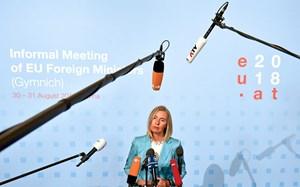 Mogherini rechnet nicht mit weiterer Amtszeit