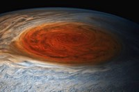 foto: nasa / swri / msss / gerald eichstädt / seán doran read more: https://www.smithsonianmag.com/smart-news/what-lurks-below-jupiters-great-red-spot-180967524/#zd5gb1dcvq8rl7vv.99 give the gift of smithsonian magazine for only $12! bit.ly/1cguigv follow us: @smithsonianmag on twitter