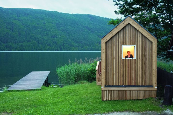 Tiny Houses Wohnen Auf Wenig Platz In Den Bergen Architektur