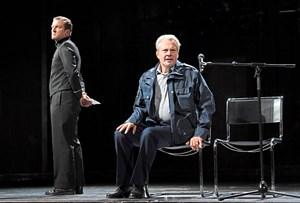 Kehlmann Uraufführung Odyssee Der Pappfiguren Theater In Der