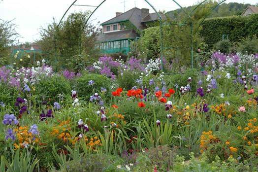 Lokalaugenschein: Monets Garten in Giverny: Wider das Fieber der ...