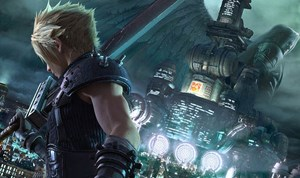 "Auch ""Final Fantasy 7"" landet als HD-Version auf der Switch."