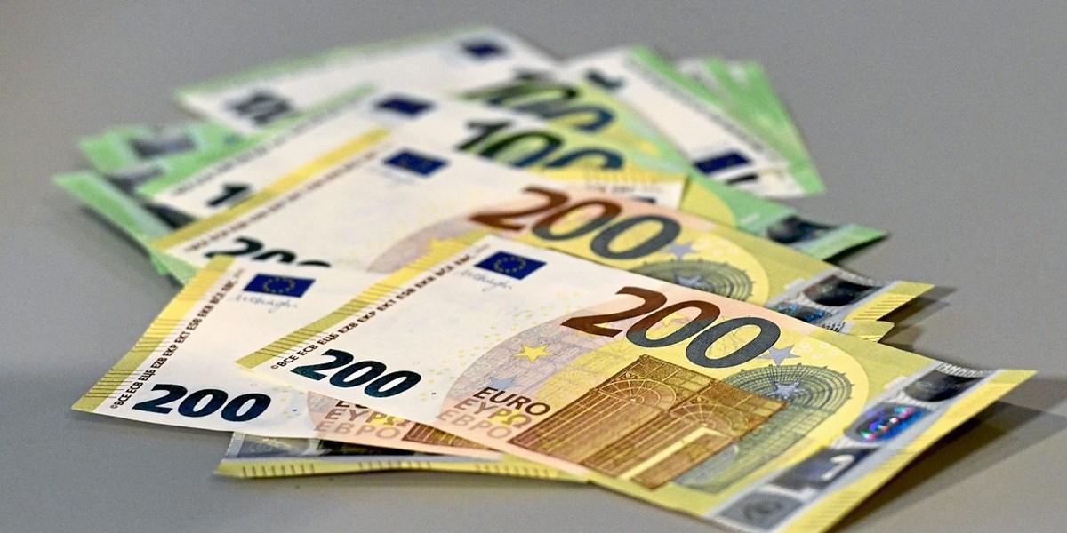 2019 kommen neue 100- und 200-Euro-Scheine - Finanzen