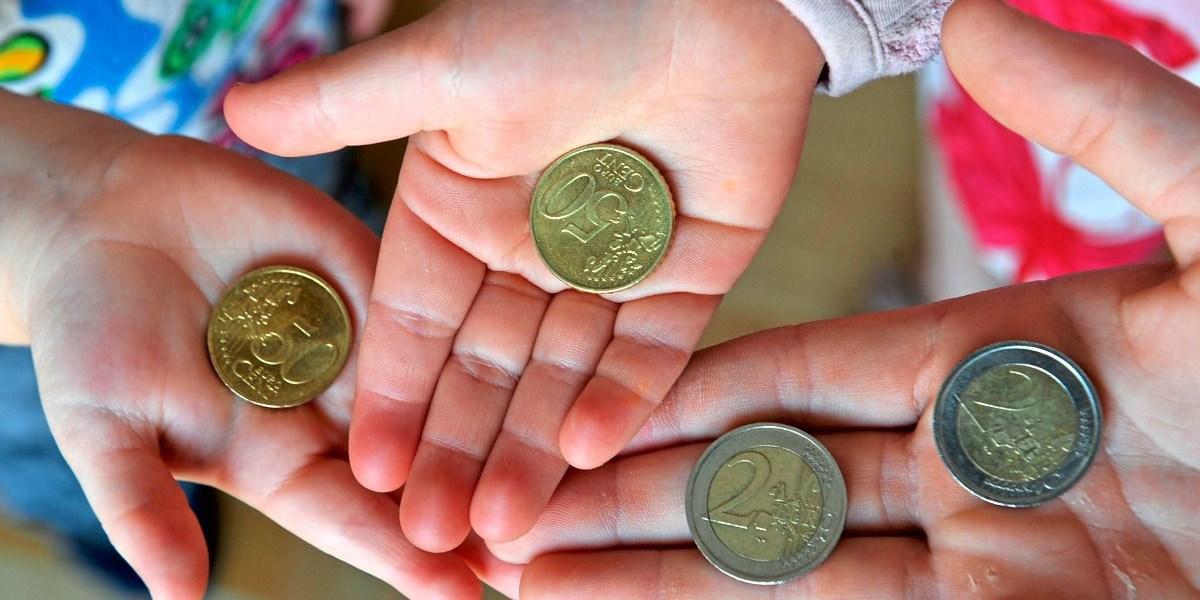 Taschengeld Date