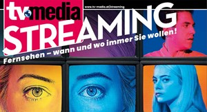 "Cover des Streamingmagazins von ""TV-Media""."