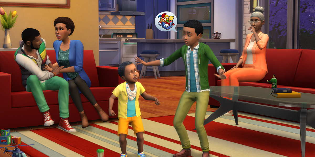 Games Hört Mit Der Schikane Auf Streit Zwischen Sims 4 Fans