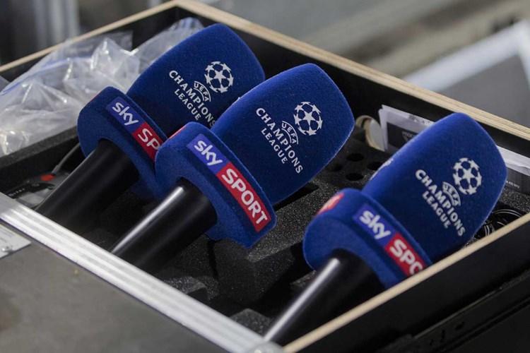 Sky Dazn Oder Puls 4 Wer Die Champions Und Europa League