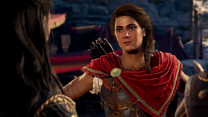 "Kassandra von ""Assassin's Creed Odyssey"" ..."