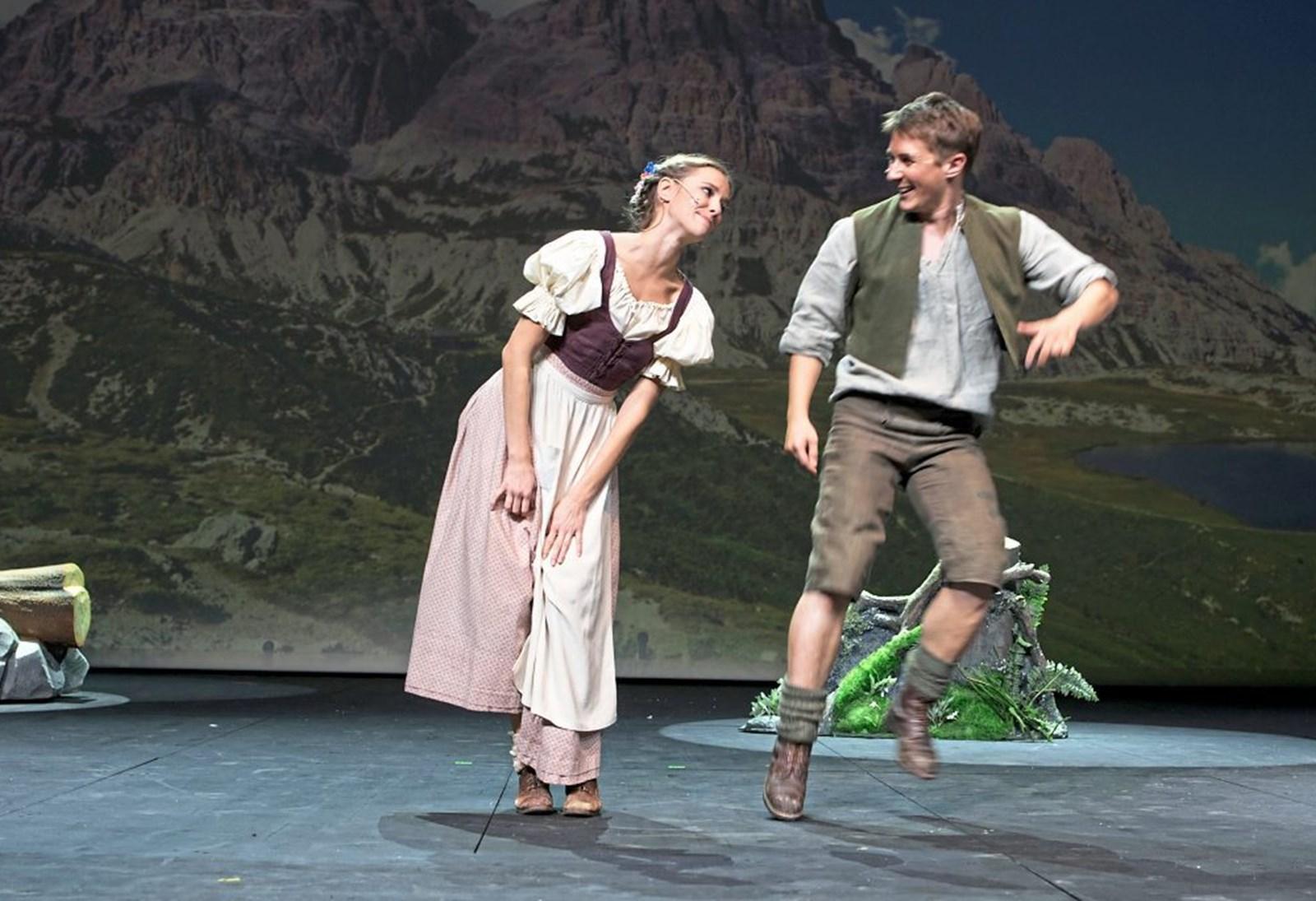 """""""Heidi""""-Musical: Superaufgedreht und porentief rein"""