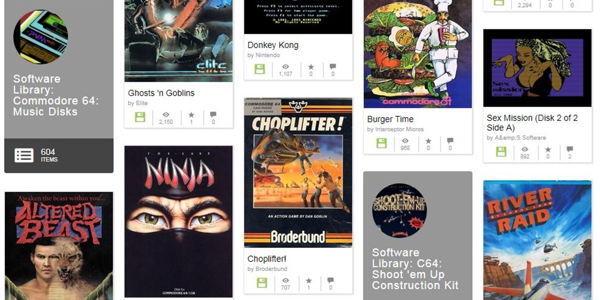 Standard Web Games