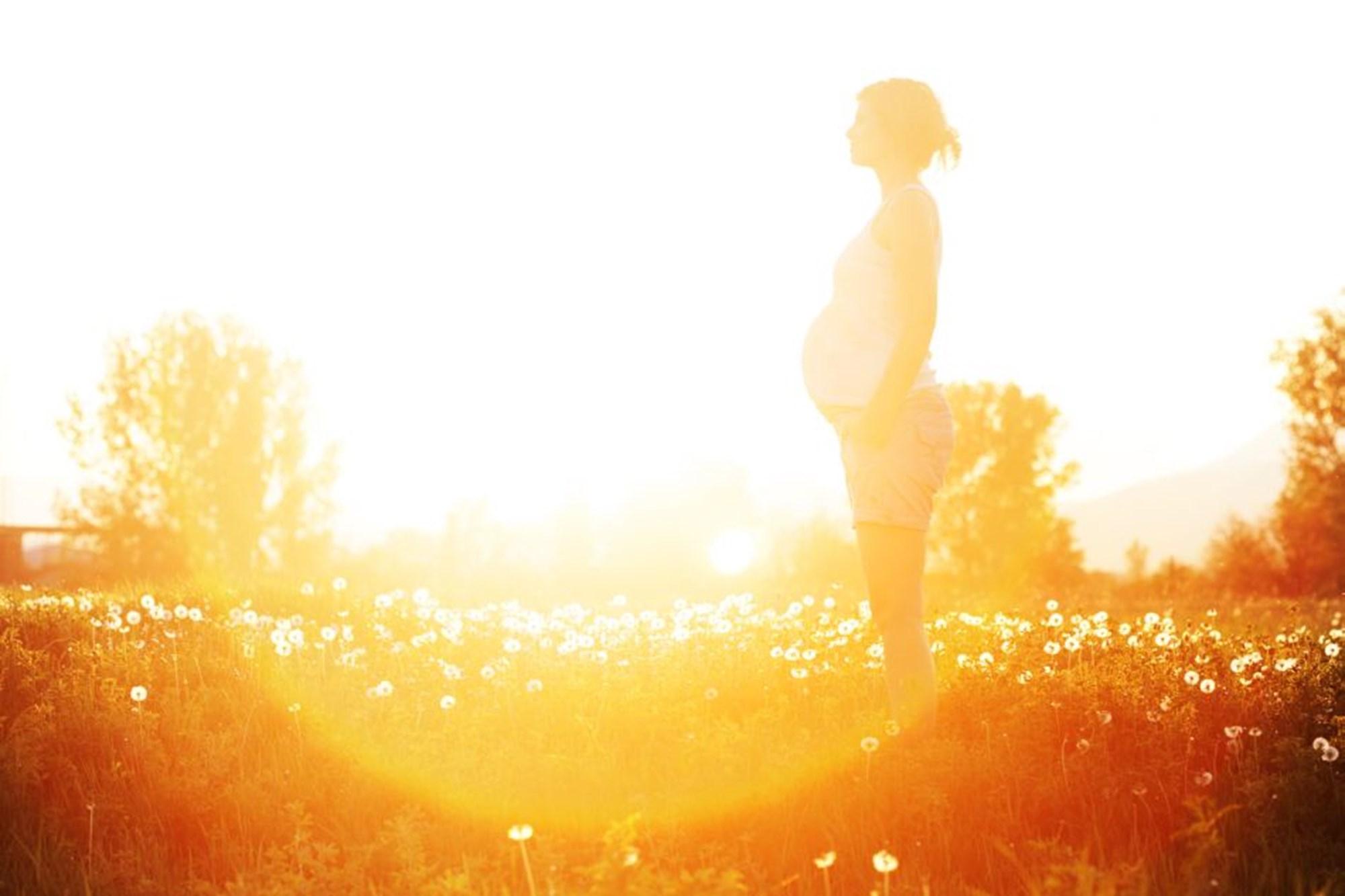 Lichtexposition während Schwangerschaft beeinflusst Ängstlichkeit eines Kindes
