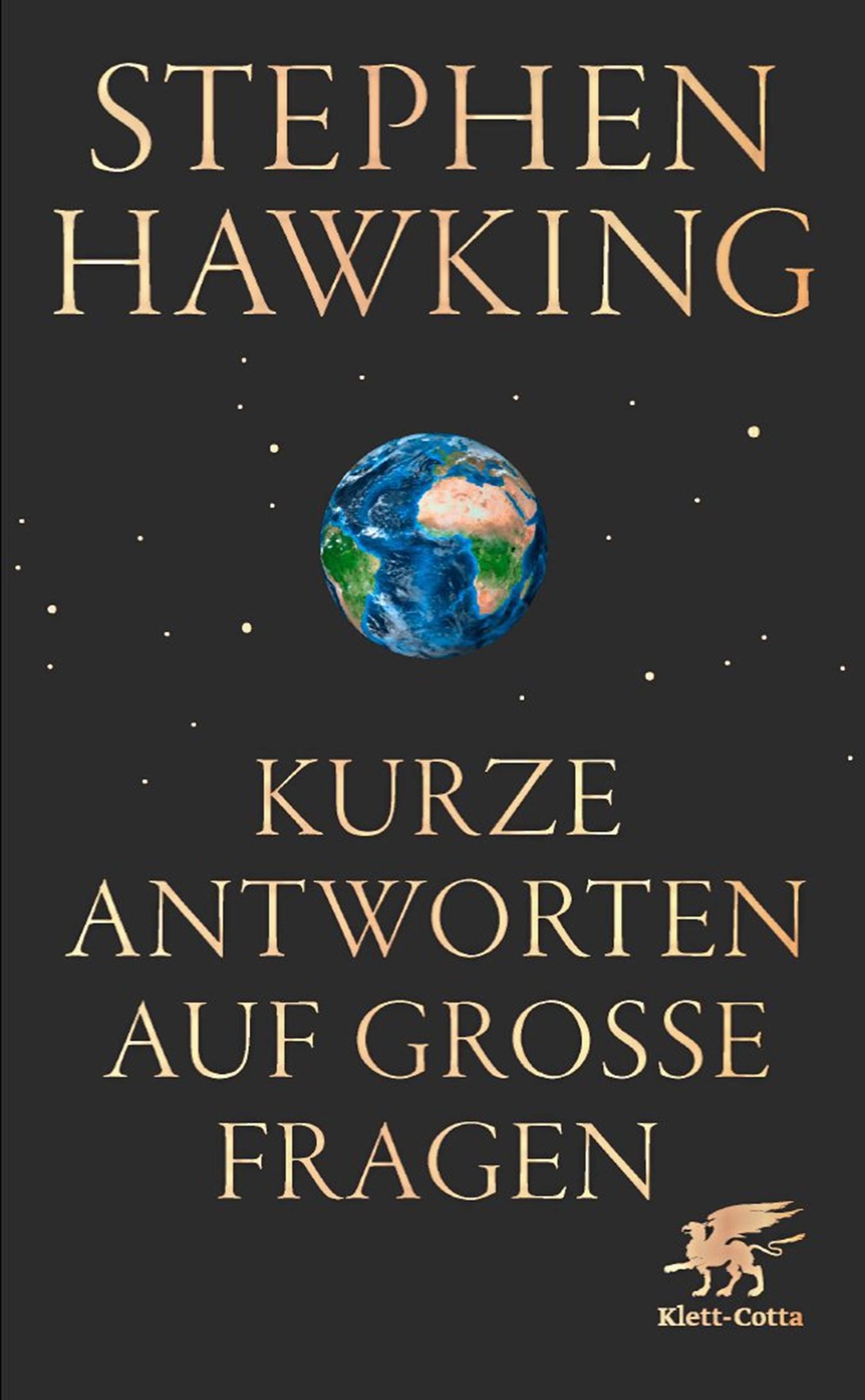 Hawkings letzte Warnungen in posthum erschienenem Buch