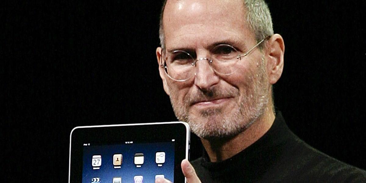 """""""Du bekommst nichts!"""": Tochter von Steve Jobs erinnert sich"""