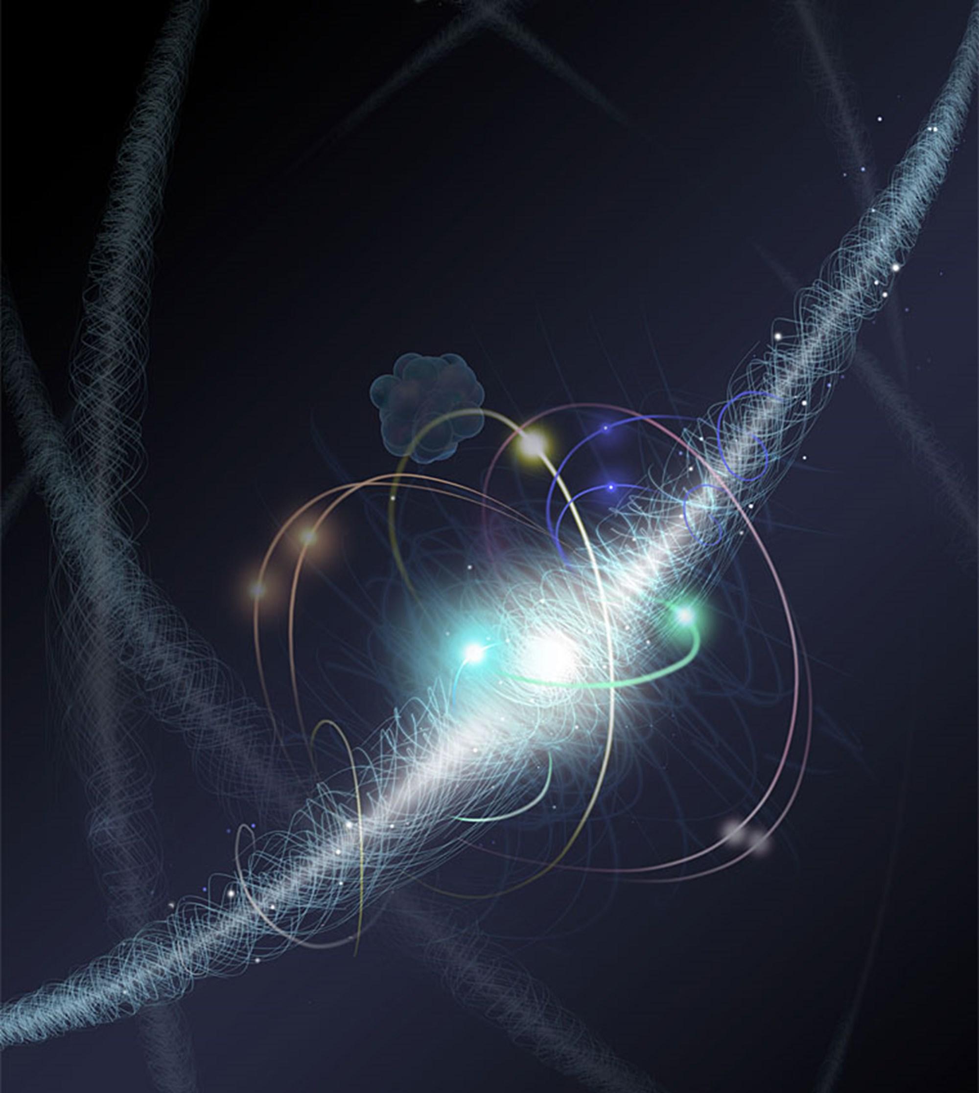 Warum Materie existiert, bleibt rätselhaft