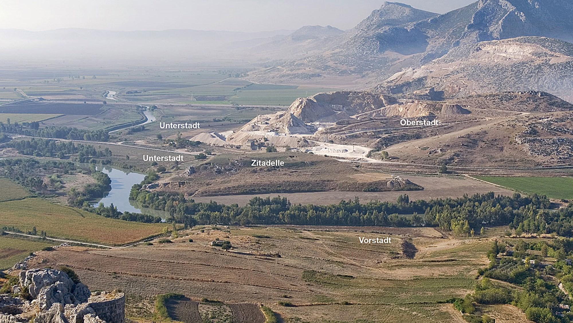 Archäologen könnten auf vergessene antike Hauptstadt gestoßen sein