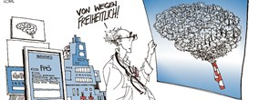cartoon: oliver schopf