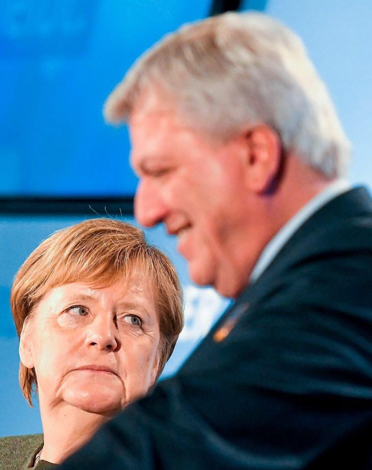 Wird Merkel Abgewählt
