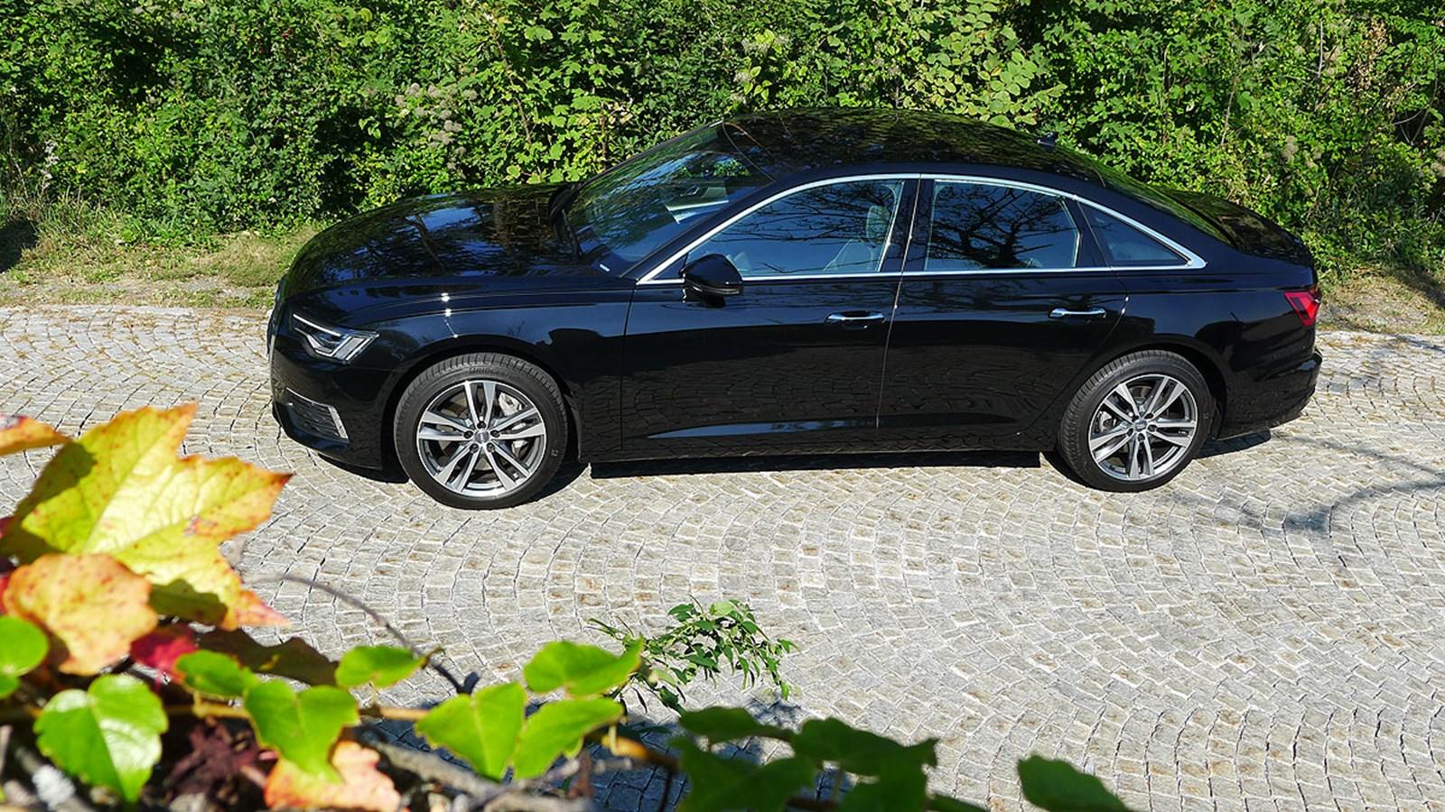 Flipboard: Audi A6: Dieses Fahrwerk ist ein Kerl – ein Schman-Kerl