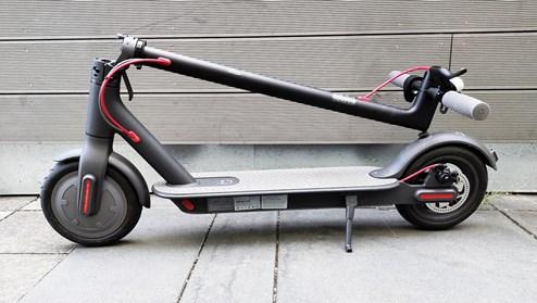 xiaomi e scooter m365 im test der tesla f r den. Black Bedroom Furniture Sets. Home Design Ideas