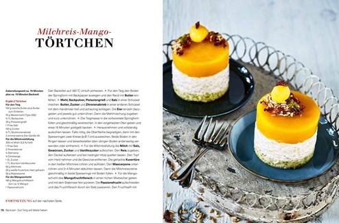 Backbuch kleine kuchen auf die hand b cher zum thema for Kuchen volker hosbach