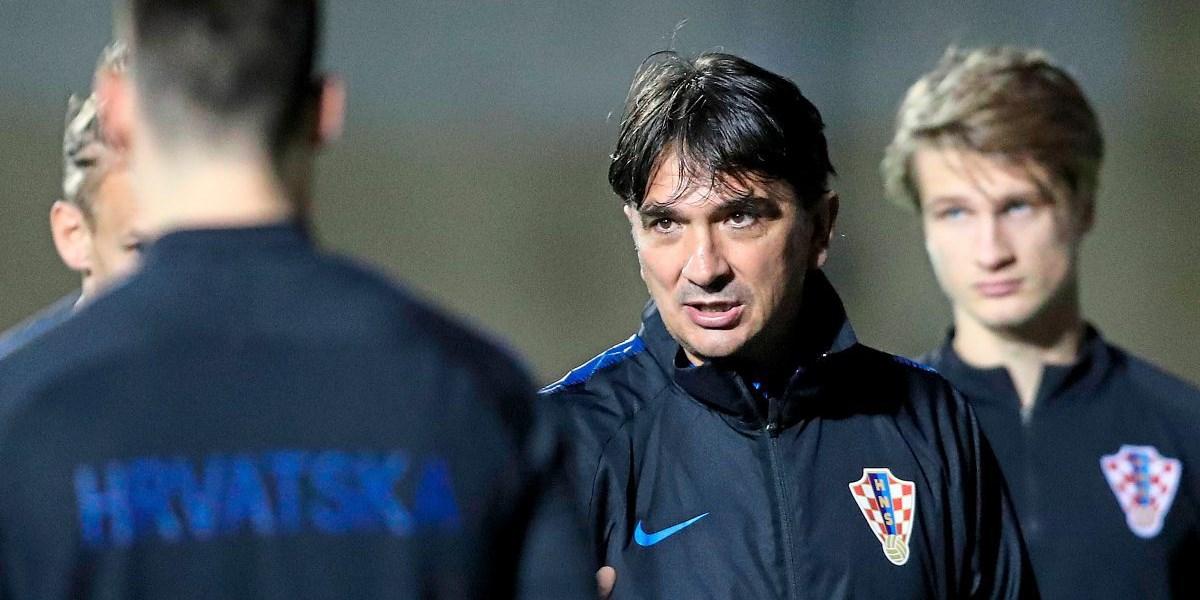 Kroatien hofft auf Wiedergutmachung gegen Spanien