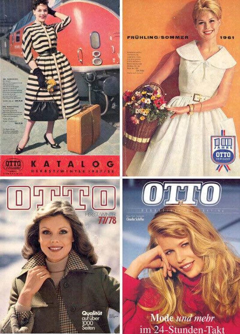 Online Shopping Bevorzugt Der Otto Katalog Wird Eingestellt It