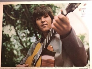 Tony Joe White 1969. In dem Jahr wurde Polk Salad Annie ein Hit, mit Rainy Night in Georgia legte der Mann aus Louisiana zukunftssichernd nach.