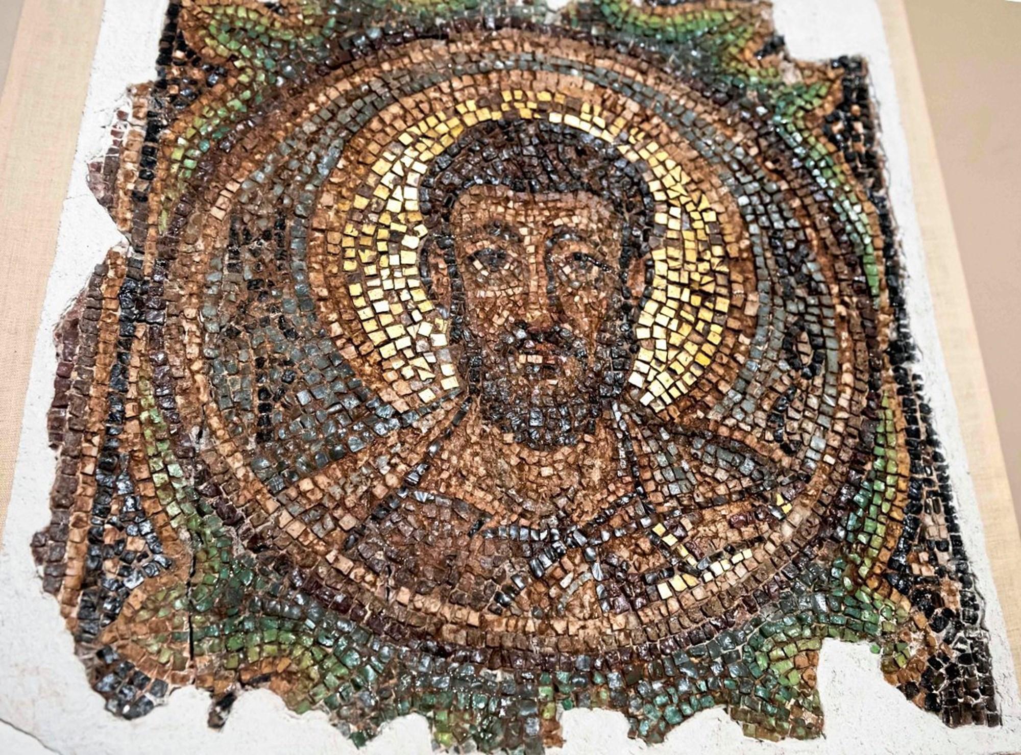Byzantinisches Mosaik kehrt nach Zypern zurück