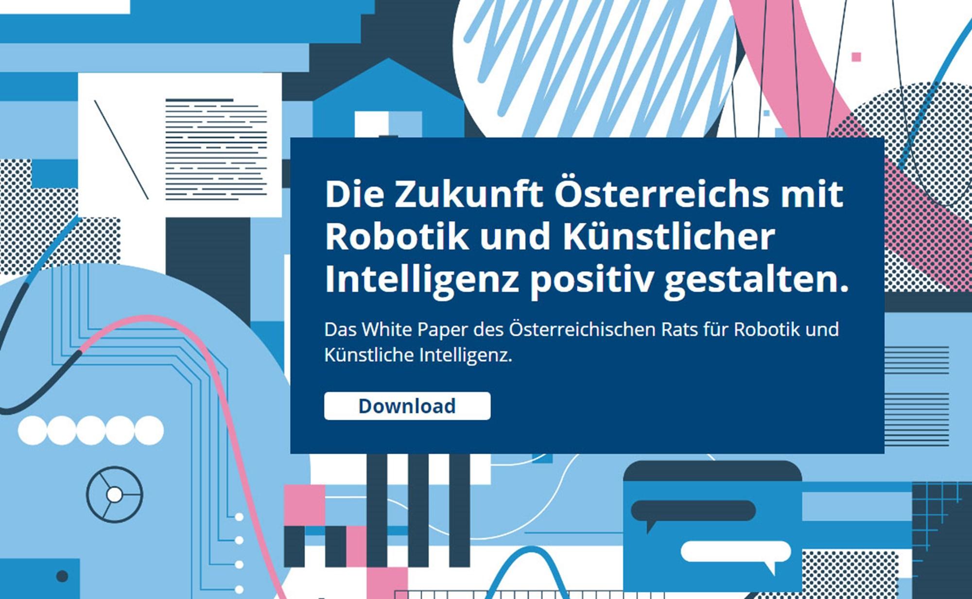Österreich soll Strategie für künstliche Intelligenz bekommen