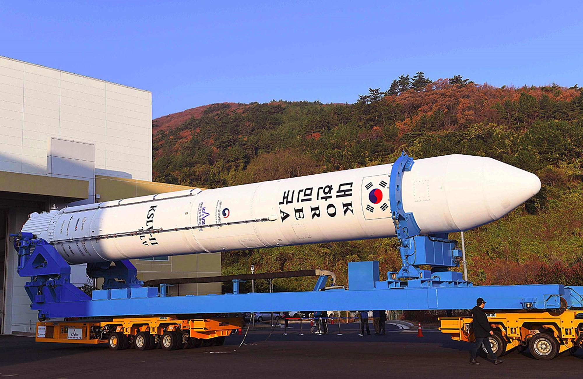 Südkorea testet erfolgreich eigenen Raketenantrieb