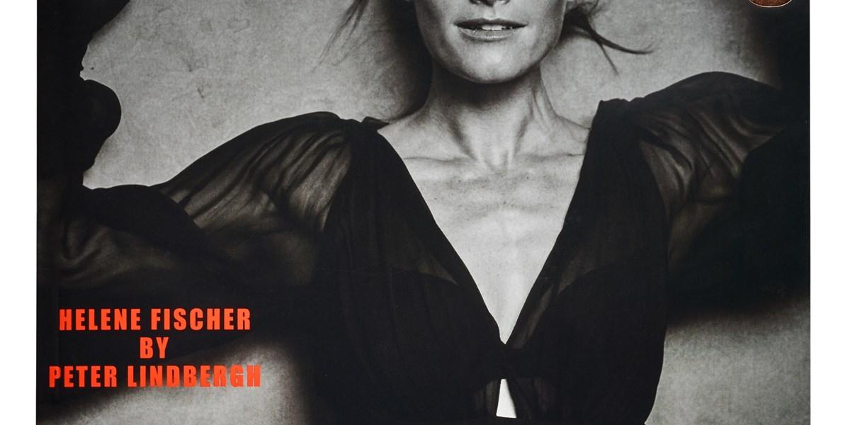 Vogue Cover Helene Fischer