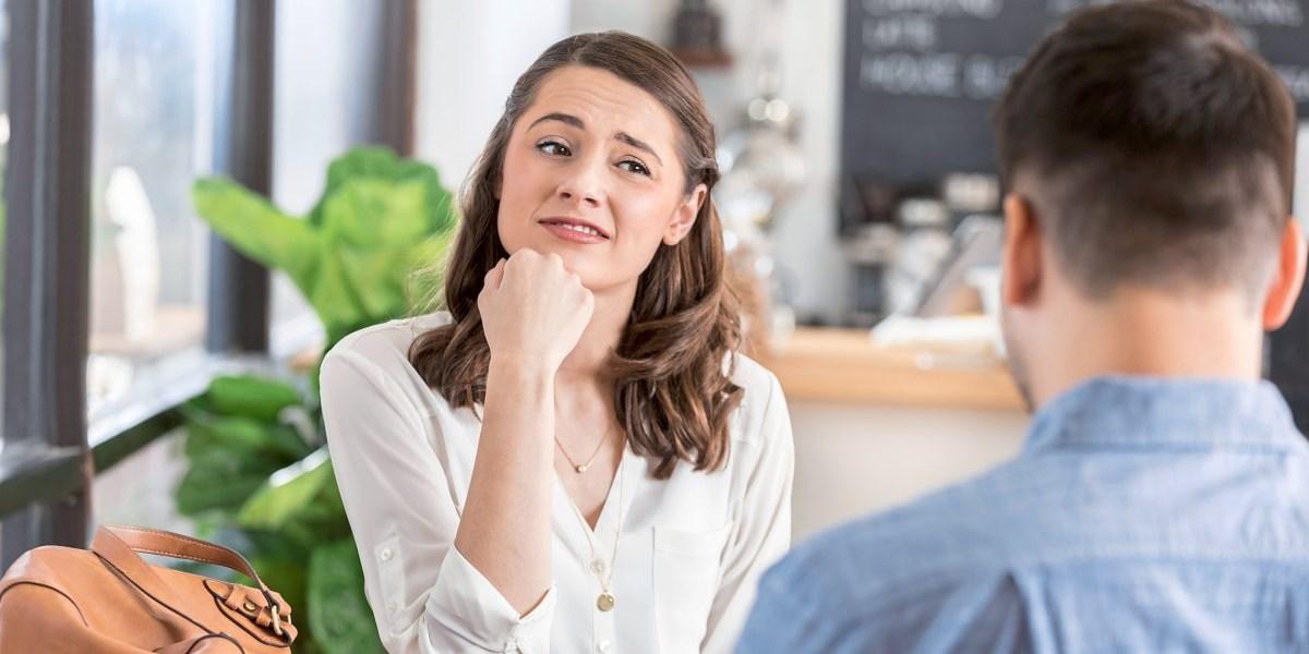 Dating-Themen der Diskussion