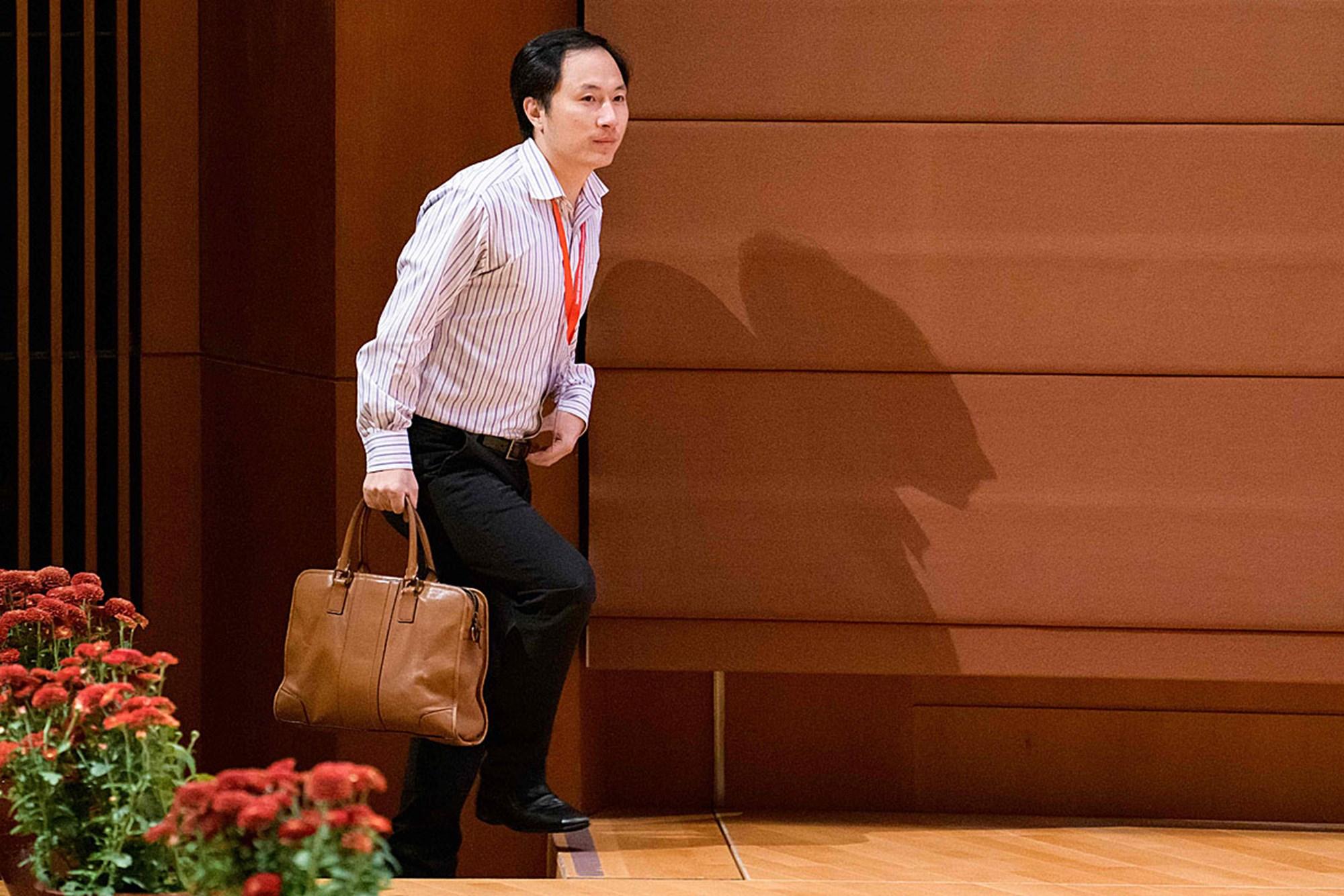 Chinas umstrittener Genomforscher ist verschwunden