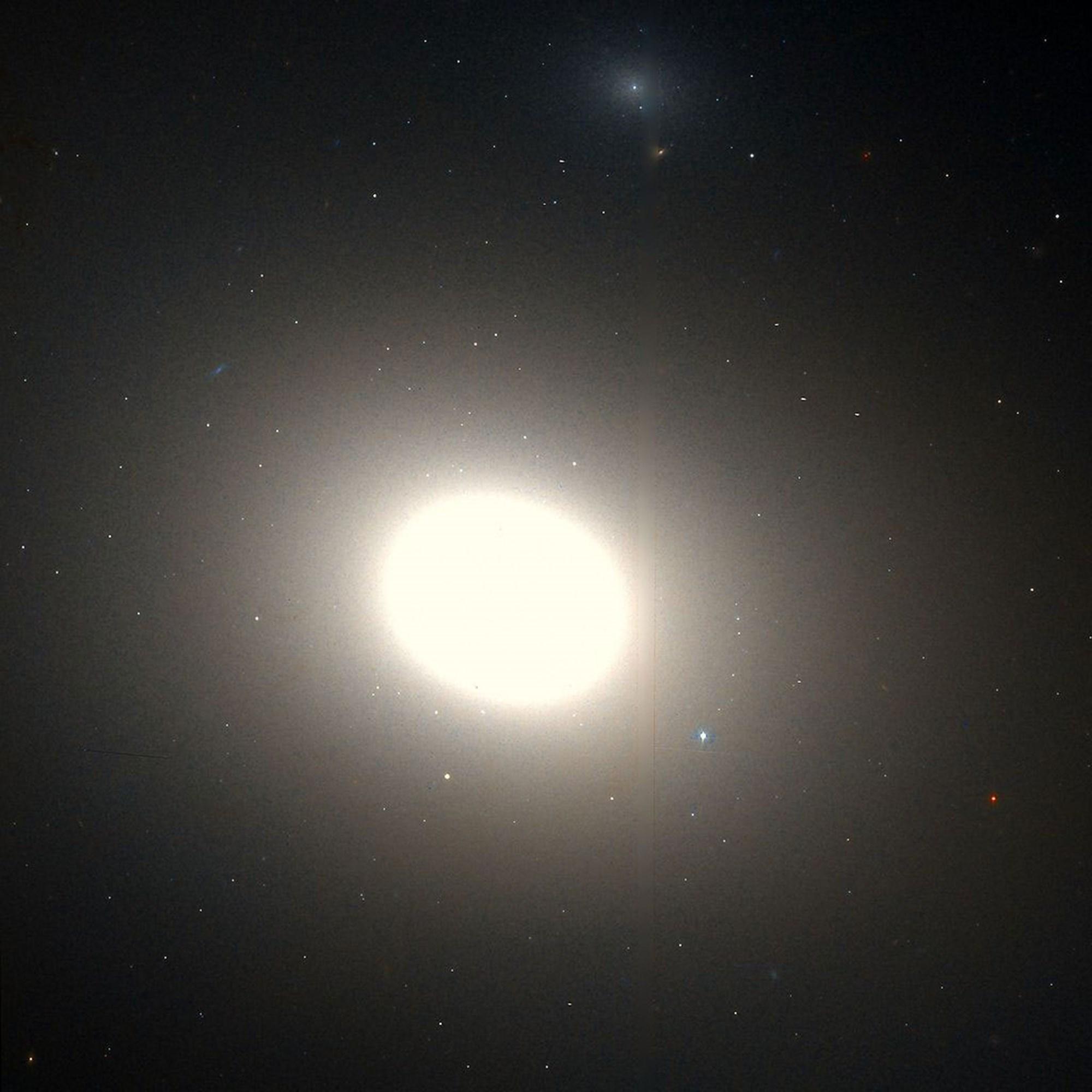 Rätselhafte ultrahelle Röntgenquelle im Nachbar-Galaxienhaufen entdeckt